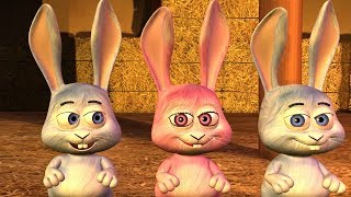 Buenas Noches Queridos Conejos - Canciones de la Granja de Zenón 1