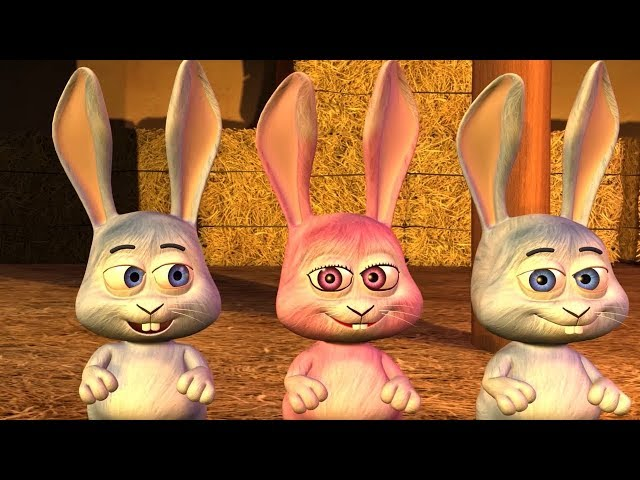 Buenas Noches Queridos Conejos - Canciones de la Granja de Zenón