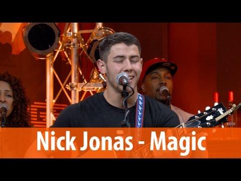 Coldplay - Magic (Nick Jonas Cover) - The Kidd Kraddick Morning Show