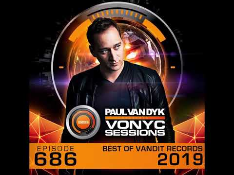 Paul Van Dyk - VONYC Sessions 686 (Best Of VANDIT 2019)
