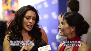 Go Under the Dome with Natalie Martinez