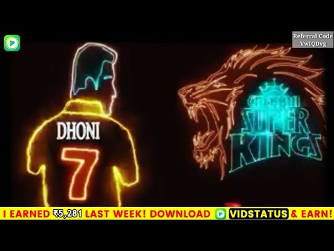 Ipl 2019 || Dhoni || CSK || Whatsapp Status || Ipl || CSK || Whatsapp  Status Video