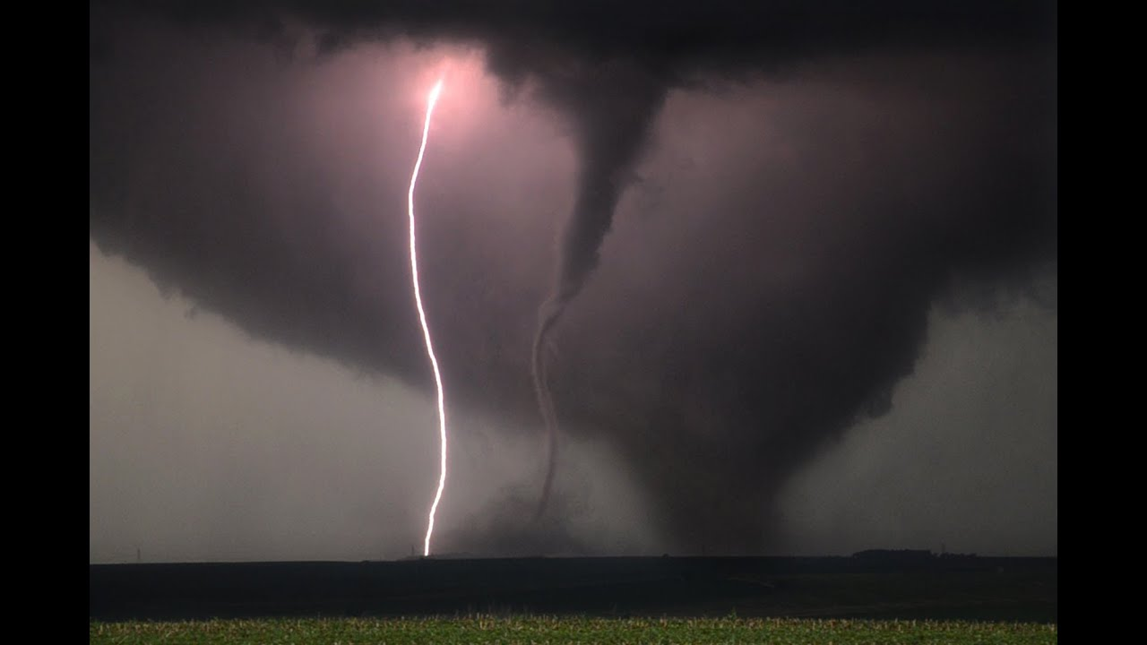 Image result for tornado and lightning