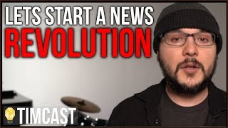 I'm Starting A News Revolution, I Need You, Come Work With Us