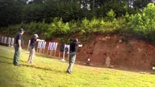 Hill & Mac Gunworks - Reactive steel target system