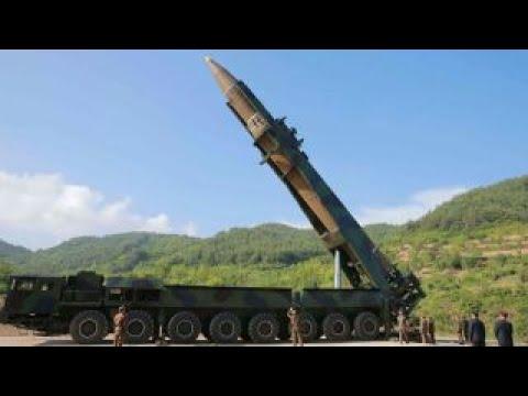 Pentagon confirms North Korea missile launch