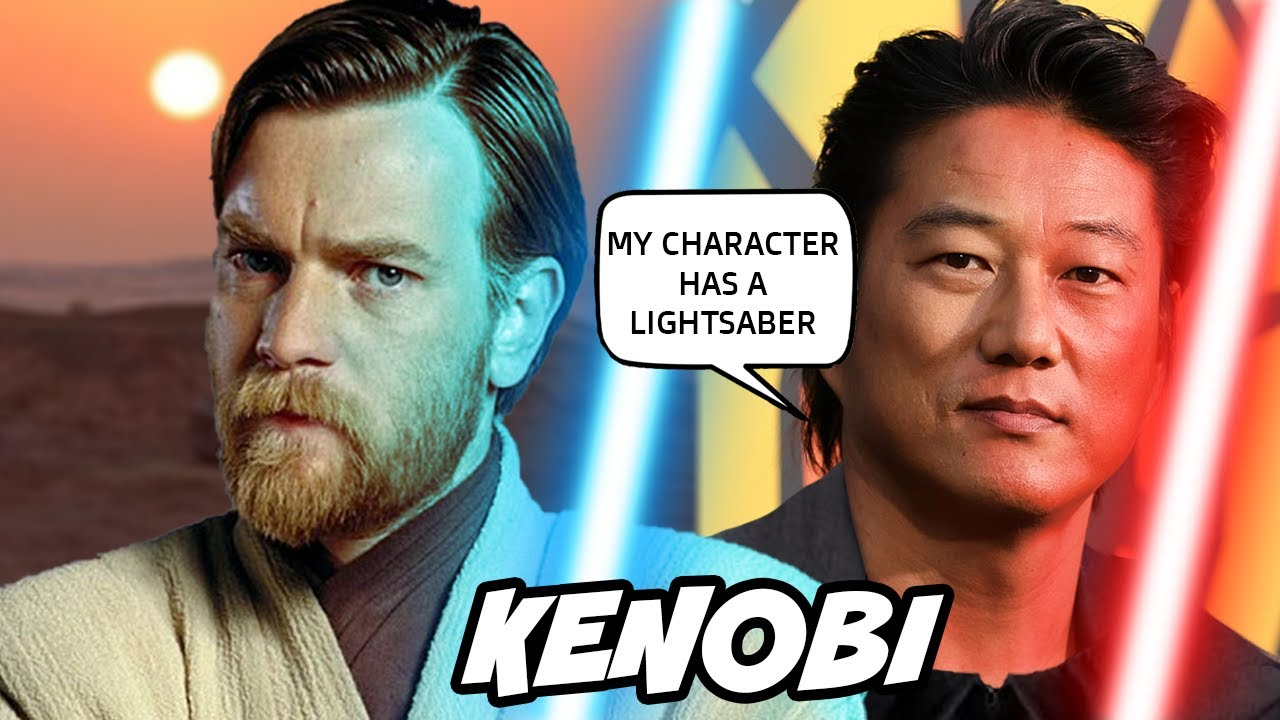 Kenobi Show Sung Kang Just Revealed His Character has a Lightsaber - 5TH BROTHER?