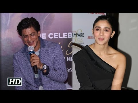 Alia Bhatt's this comment will Surely make SRK Blush !