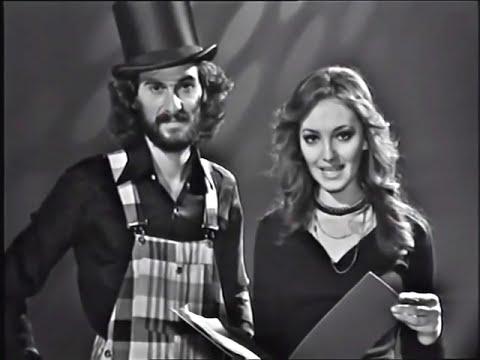 TV_1973- Michel Fugain & Le Big Bazar a Naples (Napoli) Maria Rosaria Omaggio, Special Jocelyn