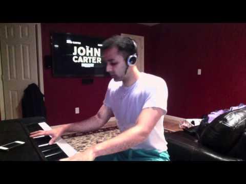 Ay Mere Humsafar Piano Cover - Milap Patel