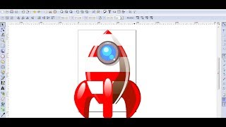 Video Tutorial de Inkscape en Español 7: Dibujar un Cohete