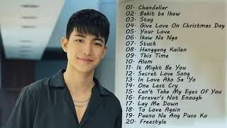 Darren espanto greatest hits - Darren espanto Full Album -  OPM Tagalog Love Songs Collection 2020