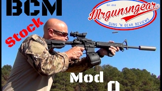 Video Bravo Company's New SOPMOD MOD 0 AR-15 Gunfighter Stock Review (HD) download MP3, 3GP, MP4, WEBM, AVI, FLV September 2018