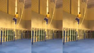 JOTA Rope Climbing Training