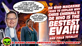 Doctor Who Magazine Tries To E…