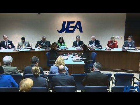 September 2015 JEA Board Meeting