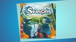 Seasons // Brettspiel - Erklärvideo