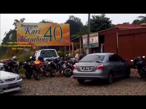 Restoran Kari Kambing 40 Hari, Jalan Yong Peng   Ayer Hitam  Johor