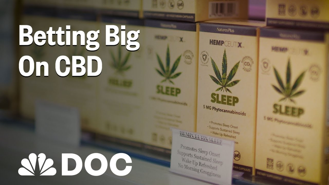 Betting Big On CBD: How To Start A Business Few People Understand | NBC News
