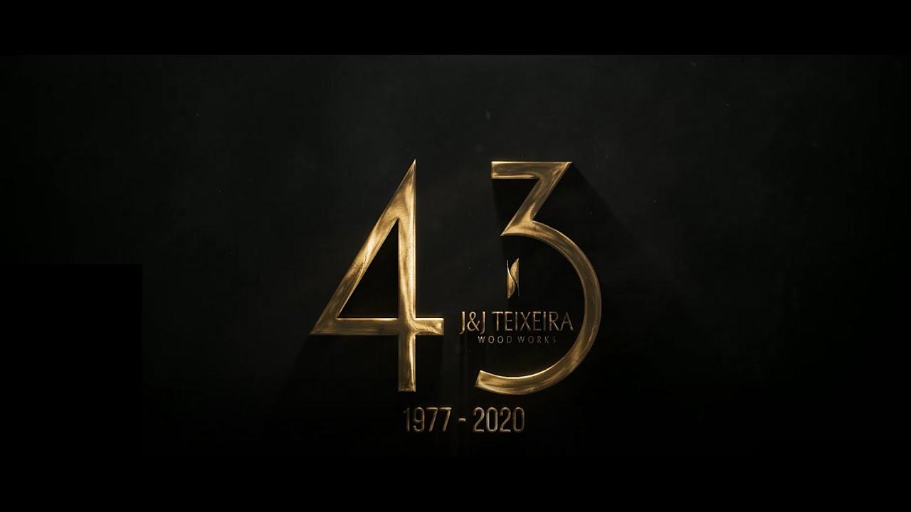 43 ANOS J&J TEIXEIRA