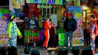 """Payaso Pikolin Show y Kiwi de la fruta Podrida Cumpleaños de """"el Pollo"""" 4K"""