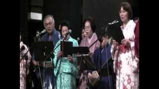 Gambar cover VIII MINYO SAITEN (Festival Minyo) da Associação Ryukyu Minyo Hozonkai Filial Brasil