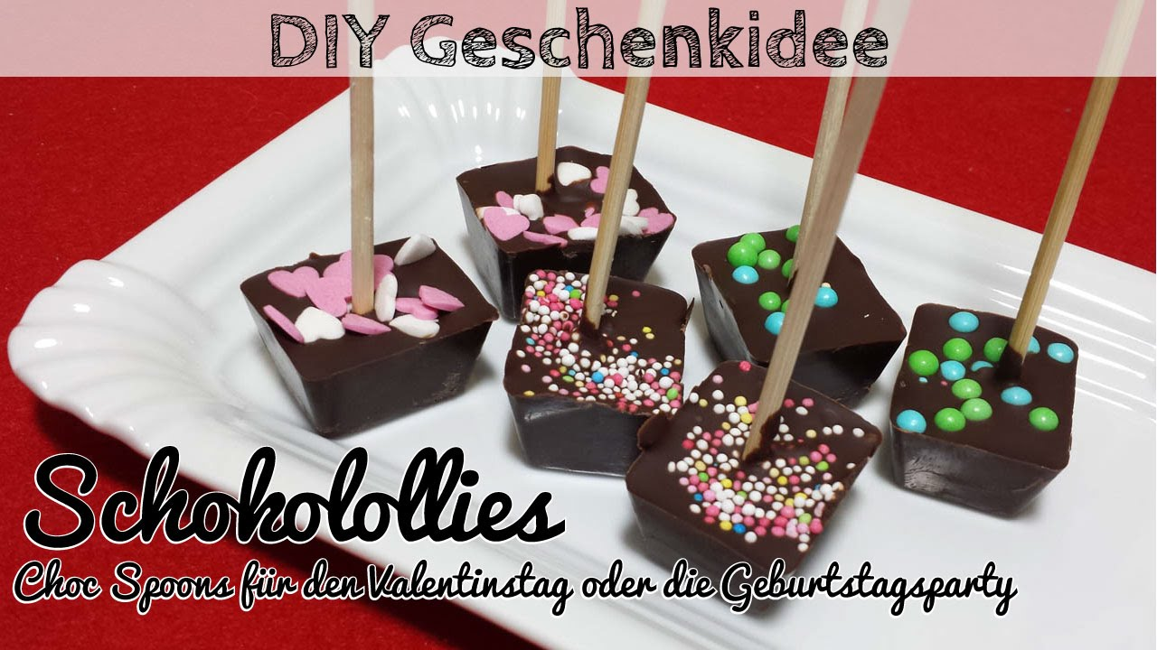 diy schokolollies schokol ffel schokolade am stiel f r hei e schokolade choc spoons youtube. Black Bedroom Furniture Sets. Home Design Ideas