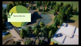 Adding Random Details | Thorton Hills Zoo | Planet Zoo Live Stream