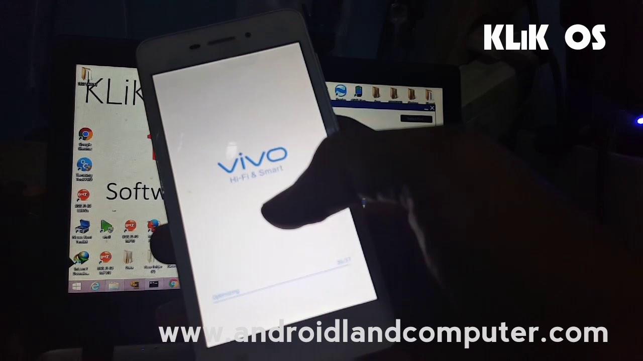 Flashing VIVO Y31L usb 9008