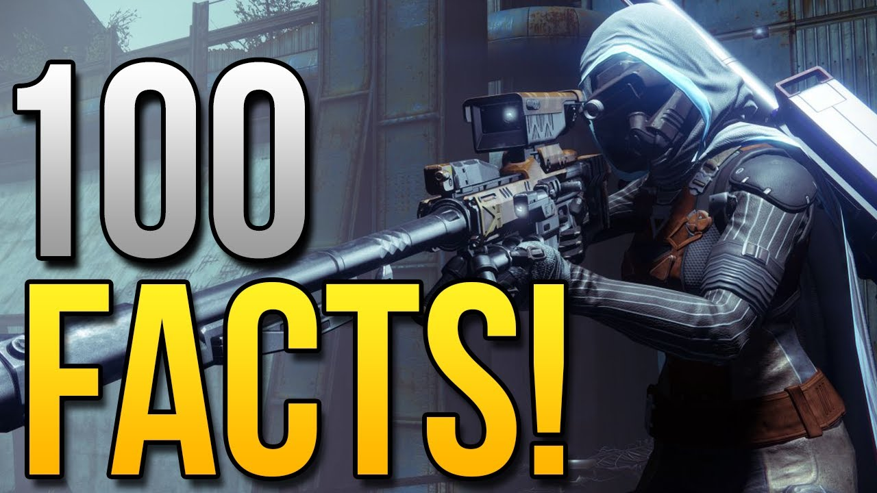 Worksheet Destiny Facts destiny 100 new confirmed facts youtube facts