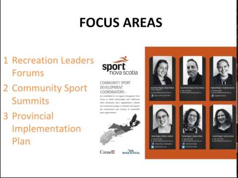 Canadian Sport Policy implementation