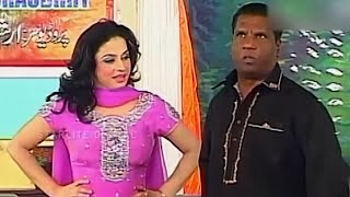 Best Of Amanat Chan and Nida Choudhary New Pakistani Stage Drama Full Comedy Funny Clip