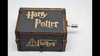 Музыкальная шкатулка с главной темой из Фильмов о Гарри Поттере