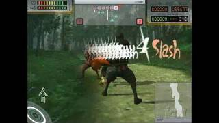 Samurai Champloo: Sidetracked PlayStation 2 Gameplay -