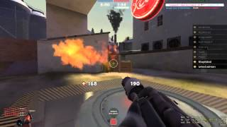 UGC HL Hard Ass Vs. FOXHOUND Pyro perspective