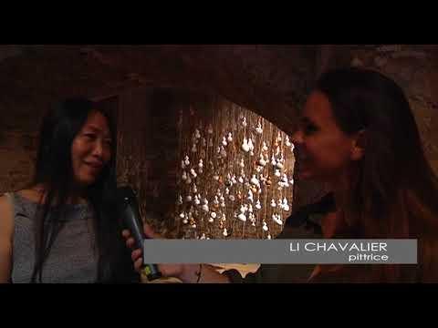 Primo piano - Mostra Obscure Clarté di Li Chevalier