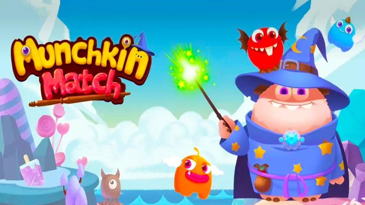 Munchkin Match Android Gameplay u1d34u1d30