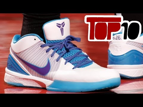 Top 10 Nike Basketball Shoes Worn In