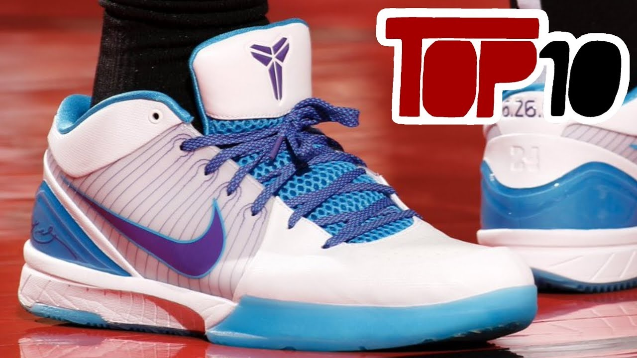 new arrival 019c9 26c07 Top 10 Nike Basketball Shoes Worn In The 2019 NBA Season