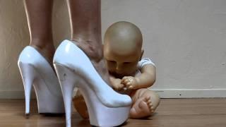 High Heels Crush Baby Doll's Ego