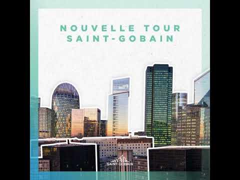 #SaintGobainTower : la Tour verte