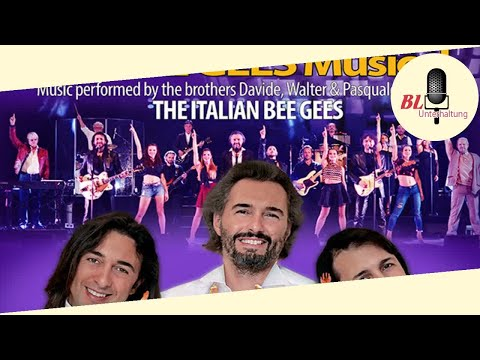 Das Bee Gees Musical in Dortmund: Show: Massachusetts