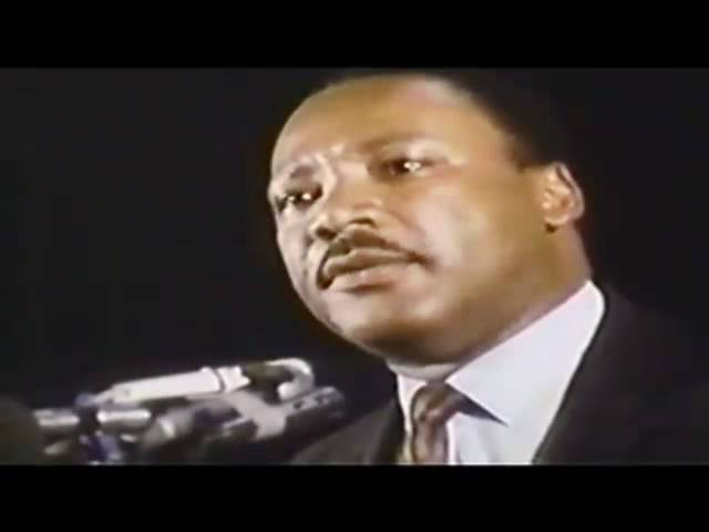 I Have Been To The Mountaintop (Inspiring Final Speech by Dr. Martin Luther King)