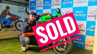kawasaki superbike zx10r Gone why i sold my bike