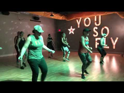 Take it to Da House  Trick Daddy Throw Down at Fly Dance Fitness