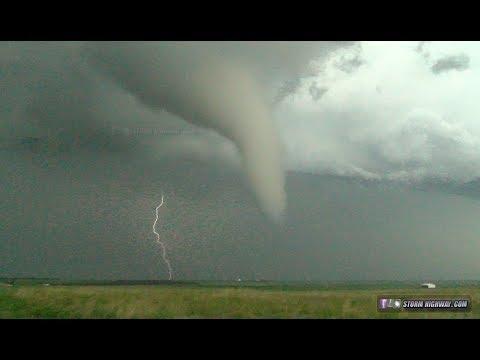 Tornadoes in 3 states: Colorado, Wyoming, Nebraska - June 12, 2017