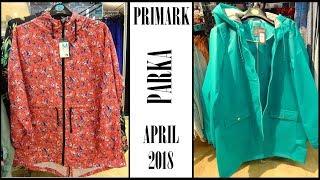 👍 Primark Ladies Parka Rain Coat Spring Summer 2018  | Walkthrough HD