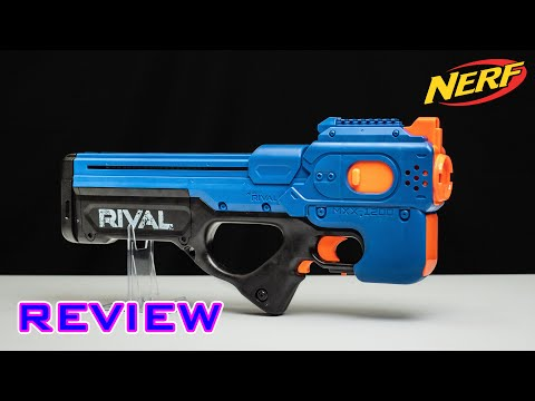 [REVIEW] Nerf Rival Charger MXX-1200