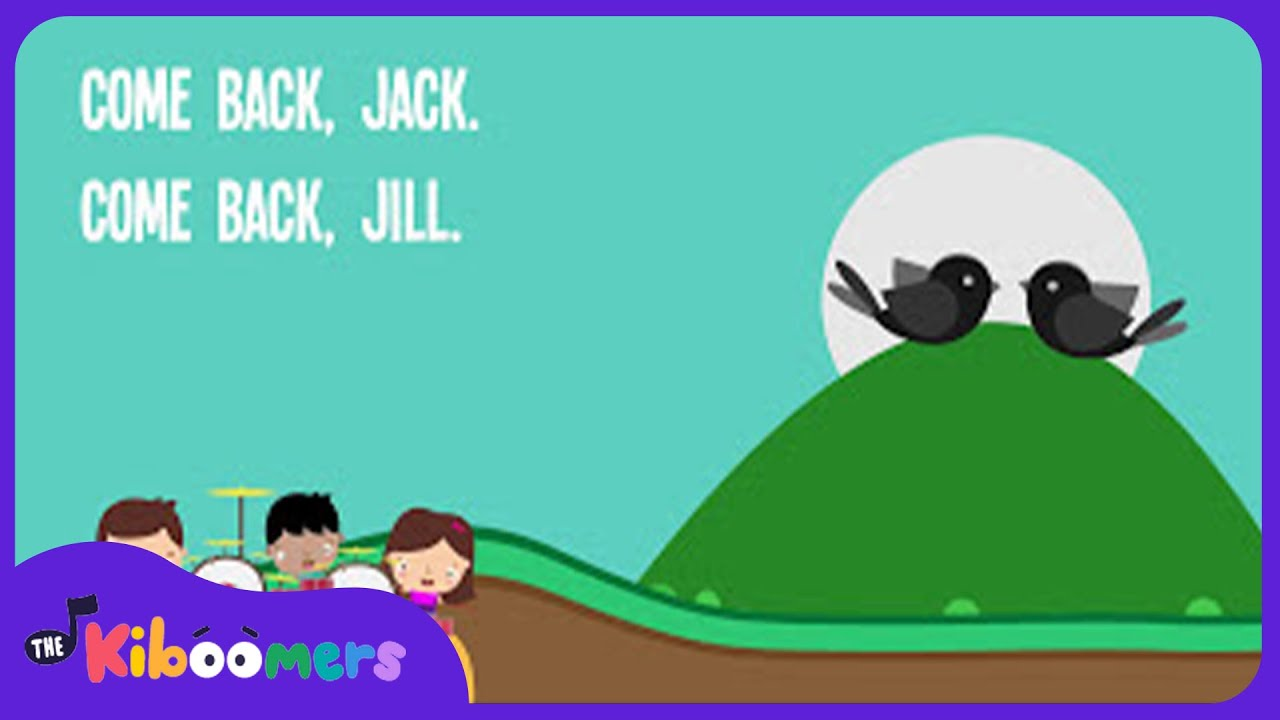 Two Little Blackbirds Song for Kids With Lyrics | Bird Songs for Children | The Kiboomers