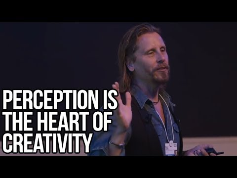 Perception Is the Heart of Creativity | Beau Lotto